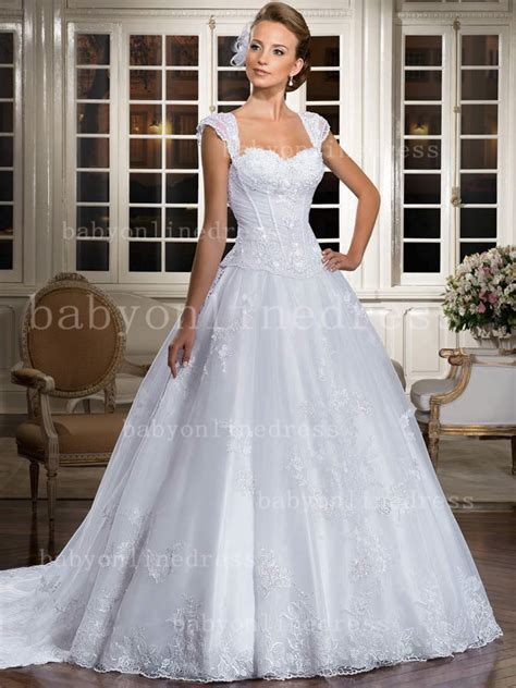 wholesale gowns bridal sweetheart cap sleeve