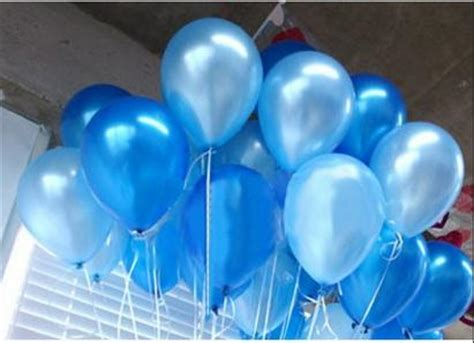 Balon Metalik Biru Tua balon metalik 12 quot biru muda 100 made in germany 187 187 jual