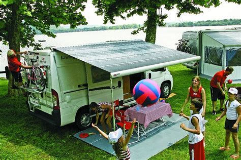 fiamma f65s awning motorhome and caravan show 15th 20th october nec