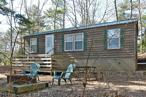 Cabin Rentals Ct by Cing At Stateline Cresort Cabins A Connecticut Cground On The Ct Ri Border