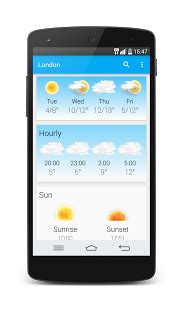 ya weather apk app weather animated widgets apk for windows phone android and apps
