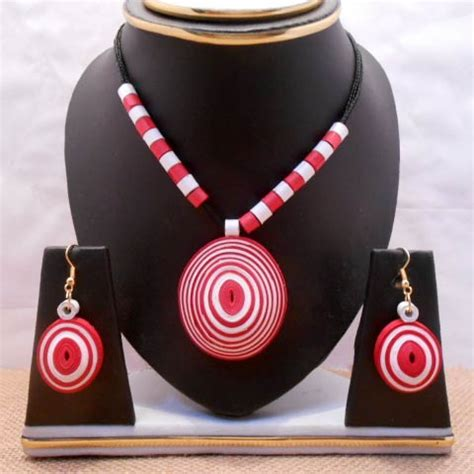 Paper Craft Jewellery - paper jewellery manufacturer inkolkata west bengal india