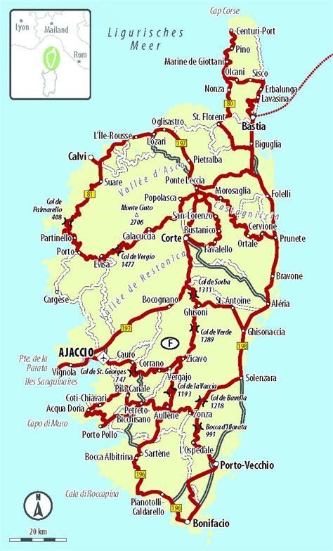 Motorrad Fahren Auf Korsika by Motorradreise Korsika Wilde Sch 246 Nheit
