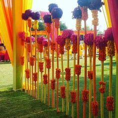 traditional floral decoration   entrance indian