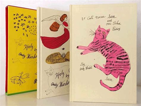 Book Review If Andy Warhol Had A By Alison Pace by Andy Warhol S Cats 15 Minutes Of Feline Fame Abebooks Co Uk