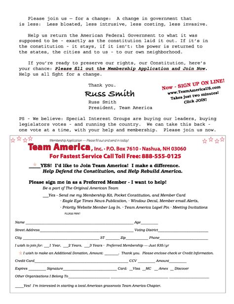 political fundraising letter template sle political fundraising letter page 3 jeffrey dobkin