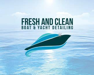 boat detailing float logopond logo brand identity inspiration fresh