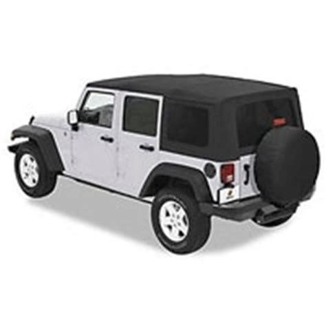 2010 Jeep Wrangler Parts Purchase Soft Top And Window Kit For 2010 Jeep Wrangler 4