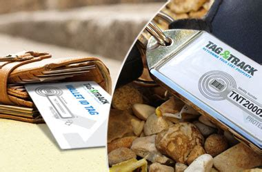 Lost At Home Abroad tag track reuniting you with your lost property