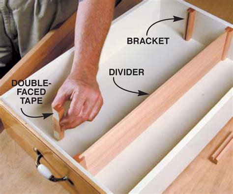 How To Make Dividers For Drawers by Q A Easy Drawer Dividers