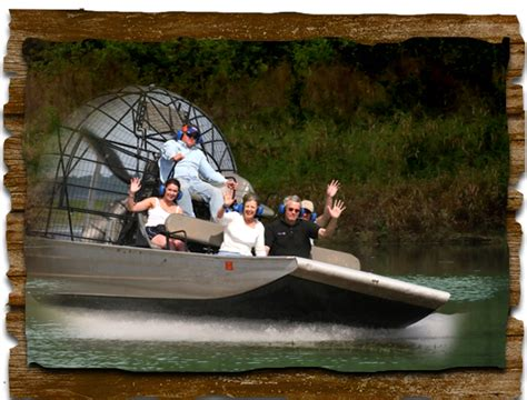 orlando boat tours airboat tours orlando s best airboat tours in central