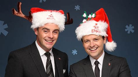 quot what christmas is about quot news ant dec