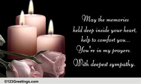 prayer of comfort for funeral condolences prayers quotes quotesgram