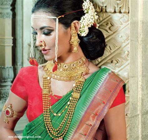 bridal hairstyles maharashtrian maharashtrian wedding style wedding ideas pinterest