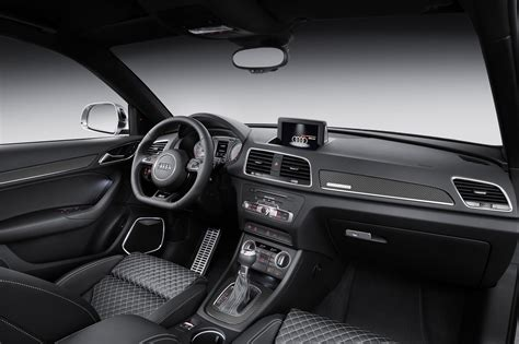 Audi Q4 Interior by 2015 Audi Rs Q4 Interior Photo Dashboard Front Seat