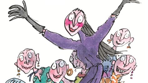 Roald Dahl The Witches Import why children s author roald dahl was pro vaccine
