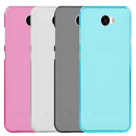 Huawei Y5 Ii Honor 5 Matte Tpu Soft Silikon Back Cover Casing for huawei y5 ii soft tpu silicon back cover for huawei y5ii 2 cun l21 u29 l01 y6 ii
