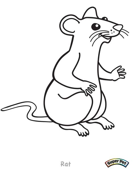 color pages critter coloring pages