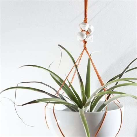Hanging Plant Hangers - 17 images about diy plant hangers on planters
