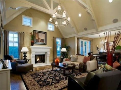 Decorating Ideas For High Ceiling Living Rooms Get Decorating Ideas For Living Rooms With High Ceilings