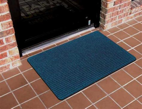 Front Door Carpet Mat Low Cost Tri Rib Front Doormat 12 Pack