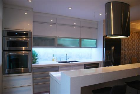 Window Over Sink In Kitchen by Angelika One Wall Modern Kitchen Toronto By Svea