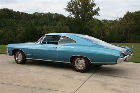 impala ss 1967 1967 chevrolet impala ss 2 door hardtop 91188