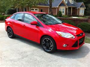 Ford Focus Sport Package 2012 Ford Focus Se Sport Package Image Search Results