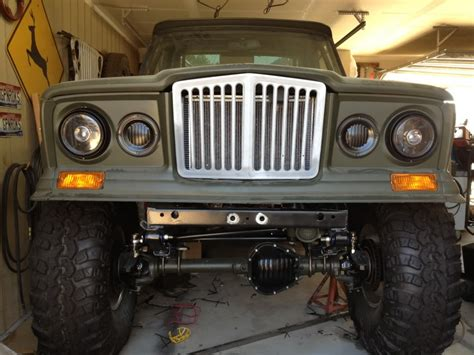 Jeep Square Headlights Square To Headlights Size Jeep Network
