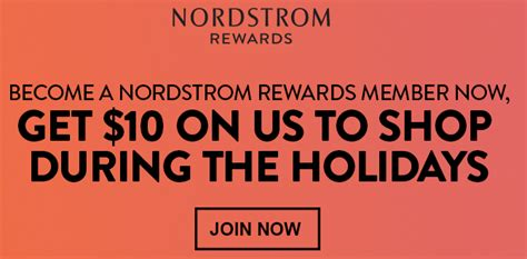 Nordstrom Online Gift Card - coupons and freebies free 10 nordstrom online gift card free shipping or in store