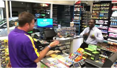 Gas Station Cashier by Gas Station Cashier Dances Through A Shift