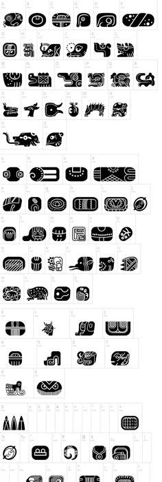 DECOUVERTE - Correspondance entre alphabet et hiéroglyphes