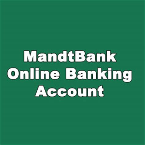 mandt bank create your mandtbank banking account on www mtb