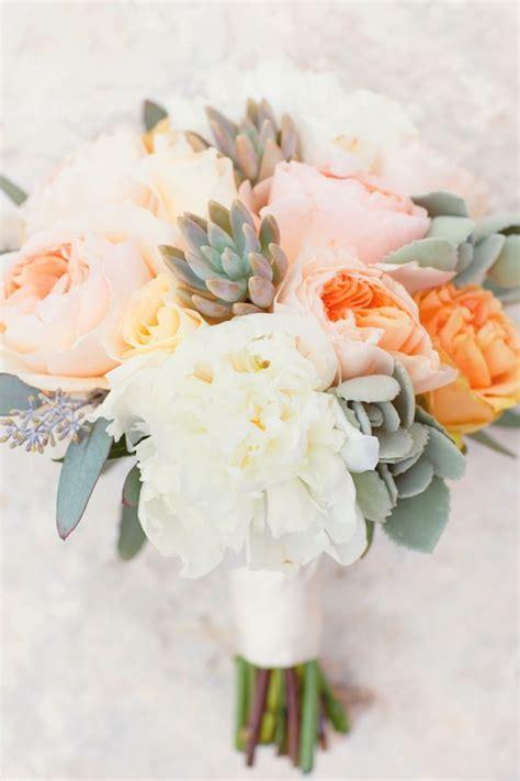 8 Grey and peach wedding bouquets,peach wedding bridal bouquet