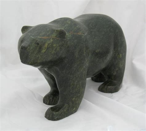 Soapstone Carving by Soapstone Carving Search Sculptures Bears
