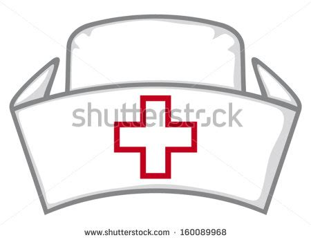 coloring page nurse hat free coloring pages
