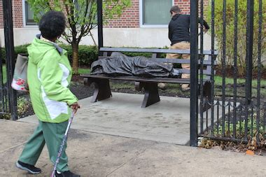 homeless jesus on park bench jesus the homeless statue installed at catholic