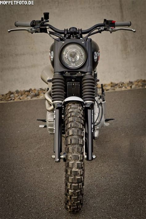 Motorrad Triumph Dortmund by Umgebautes Motorrad Triumph Scrambler Triumph Retail