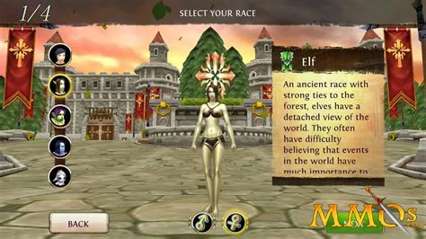 order chaos review mmos