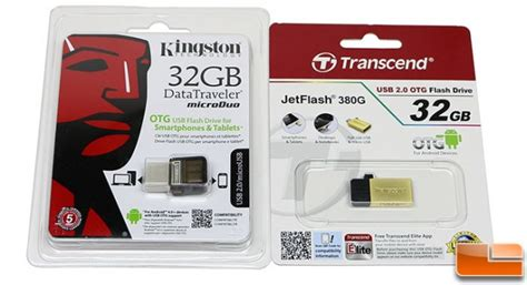 Usb Otg Kingston 32gb otg usb flash drive roundup with corsair kingston