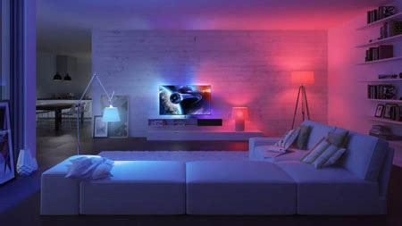 Win A 3500 Philips Ambilight Telly by Hue Koppelen Aan Ambilight Led Verlichting Watt