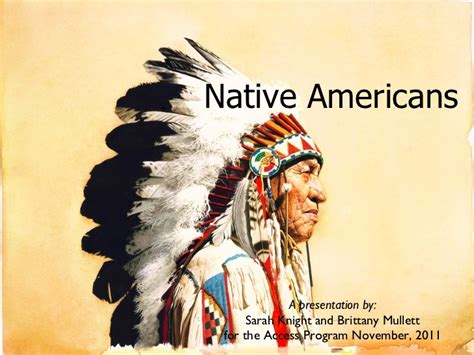 american tribes the history and culture of the books americans powerpoint