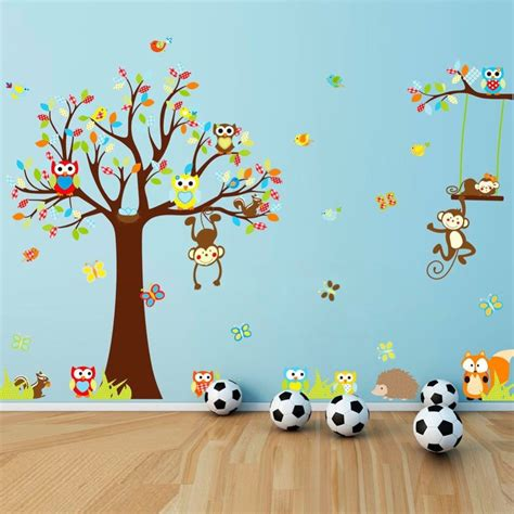 childrens bedroom wall stickers how to decor wall stickers for bedroom optimum houses