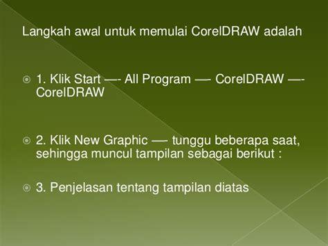 langkah membuat cover buku dengan corel draw pengenalan corel draw