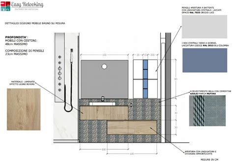 progetto bagno con vasca e doccia bagno con doccia e vasca il progetto easyrelooking