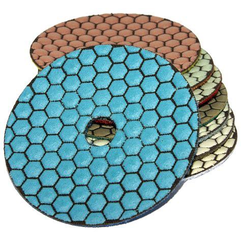 Keramik Schleifen Polieren diamant schleifpad polierscheiben nass trocken