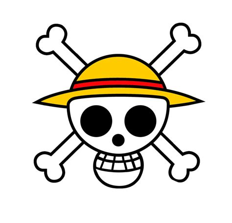 one piece jolly roger tattoo one piece symbols clipart best