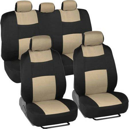 Cover Walmart by Bdk Universal Set Of Deluxe Low Back Car Seat Covers