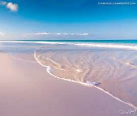 beaches with pink sand pretty in pink the world s most famous pink sand beach destinations beach bliss living