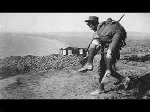 Bob Barnes Gallipoli Australian Anzac Legend Heroes Remembrance